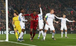 "Champions League: Δύσκολη νίκη για τη Λίβερπουλ! ""Γκέλα"" για τη Νάπολι – videos"
