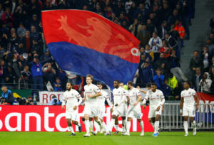 Champions League: Πέρασε δεύτερη η Λιόν στον 7ο όμιλο! – video