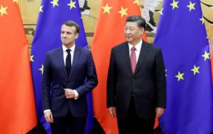 Συμφωνίες Γαλλίας – Κίνας ύψους 15 δισ. ευρώ
