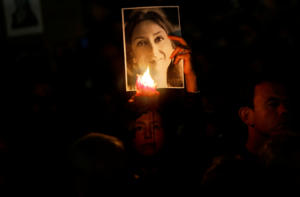 Μάλτα: Συνελήφθη γνωστός επιχειρηματίας για τη δολοφονία της δημοσιογράφου Ντάφνι Γκαλιζία