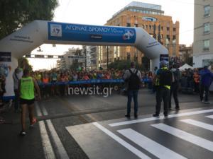 Μαραθώνιος: Απροσπέλαστο το κέντρο της Αθήνας από τον αγώνα των 10 χλμ