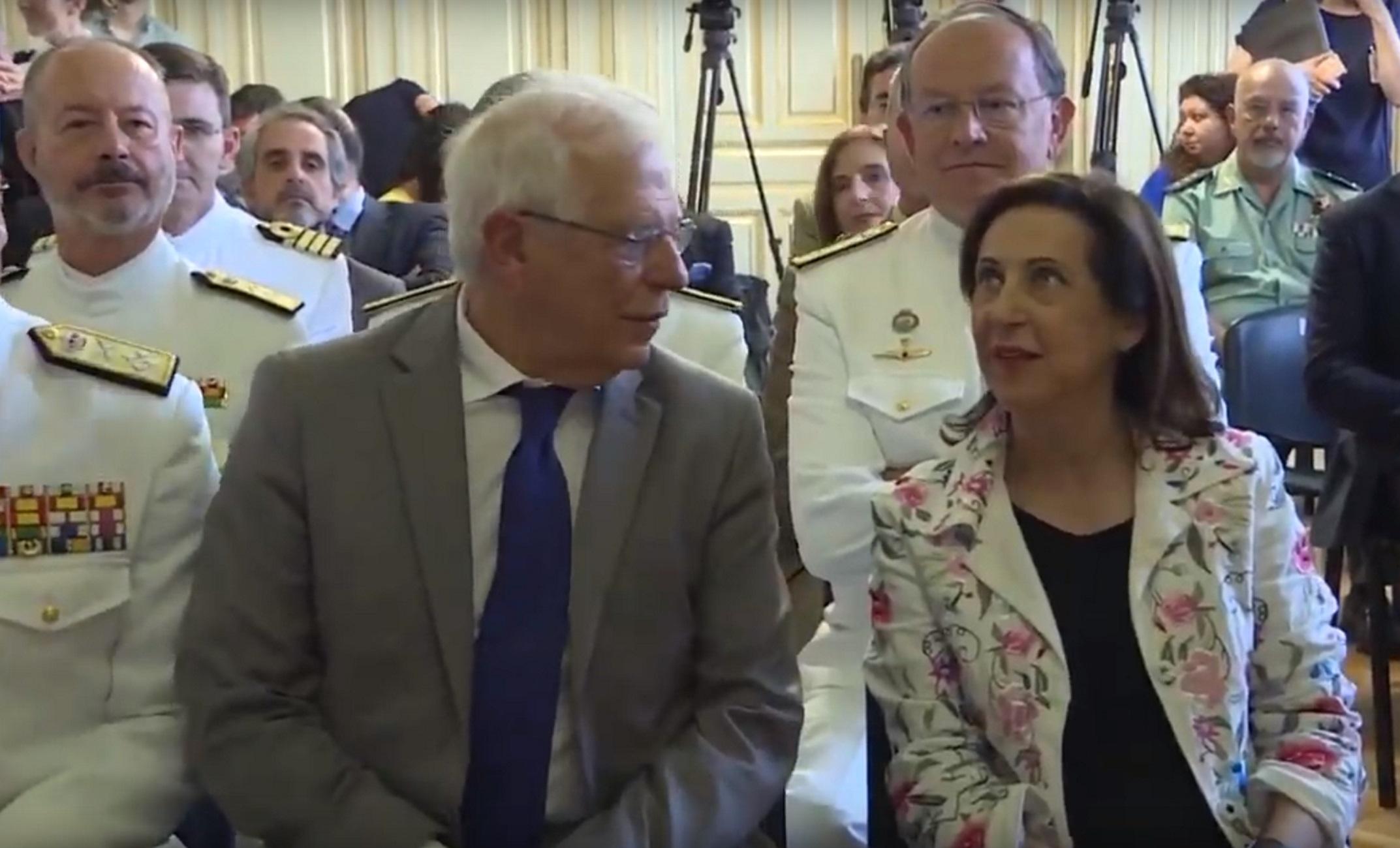 Ισπανία: Η Μαργκαρίτα Ρόμπλες αντικαθιστά τον Ζοσέπ Μπορέλ στο υπουργείο Εξωτερικών