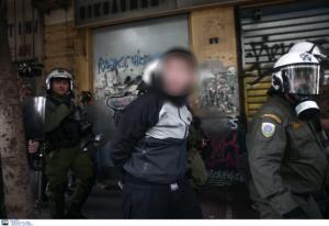 Μαθητικό συλλαλητήριο: Συνέλαβαν 17χρονο για τα επεισόδια!