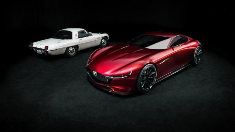 50 χρόνια περιστροφικού κινητήρα από τη Mazda [vid]