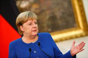 Brexit: Σίγουρη η Μέρκελ για την επικύρωση της συμφωνίας από το βρετανικό κοινοβούλιο