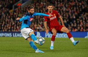 "Champions League: Η Νάπολι ""σταμάτησε"" τη Λίβερπουλ! Ελπίζει με τεσσάρα η Σάλτσμπουργκ – videos"