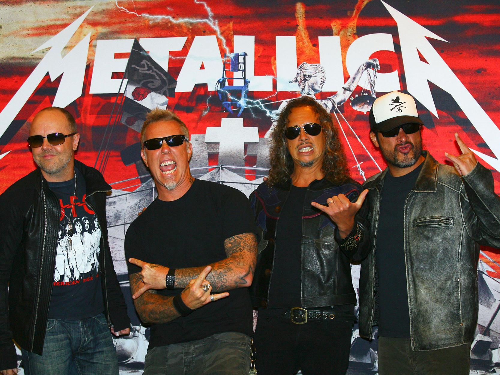 """Το """"αντίο"""" των Metallica στον τεράστιο Ένιο Μορικόνε – """"Ήσουν μέλος μας"""" (video)"""