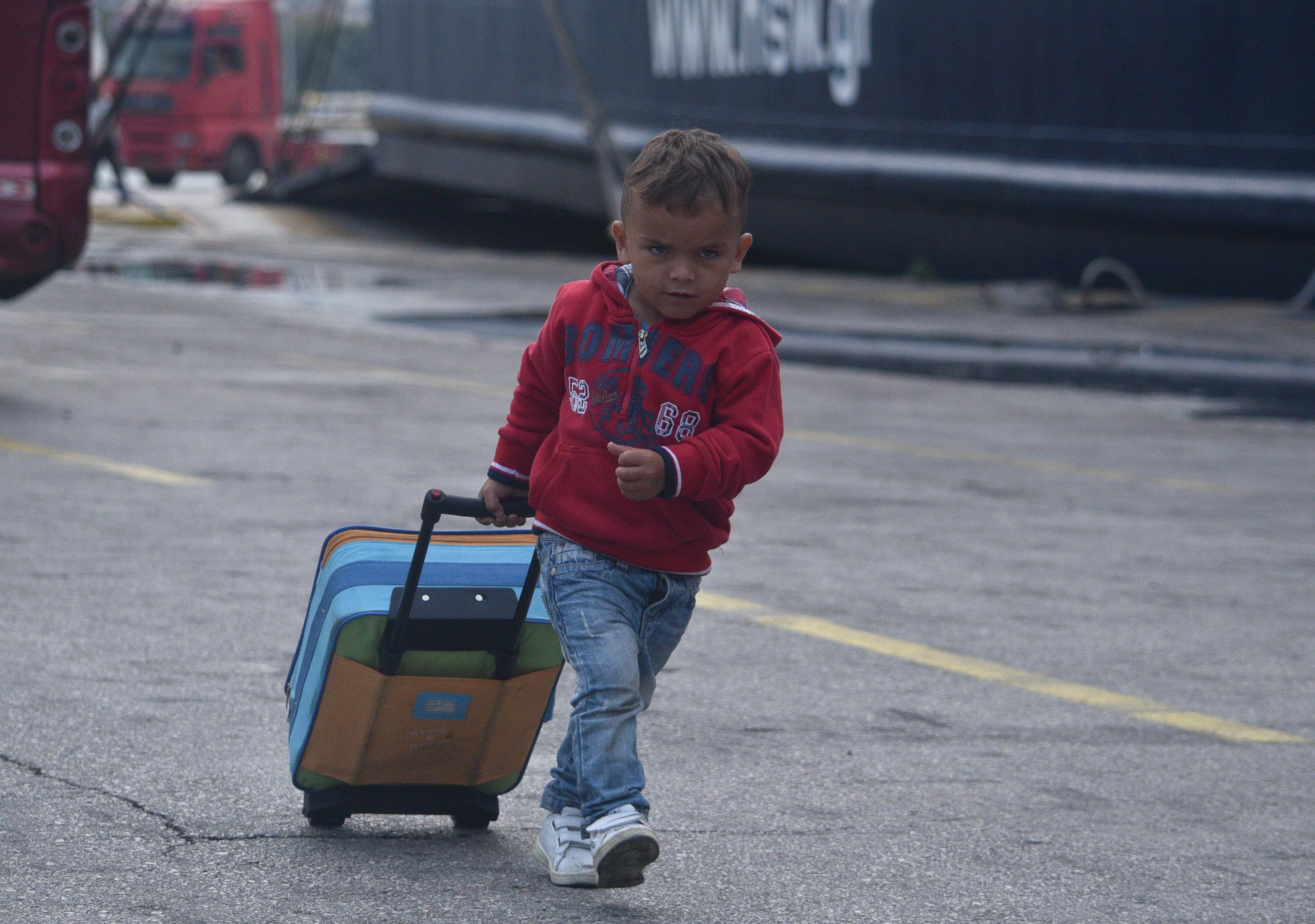 Πειραιάς: 142 μετανάστες από Χίο και Μυτιλήνη στο λιμάνι