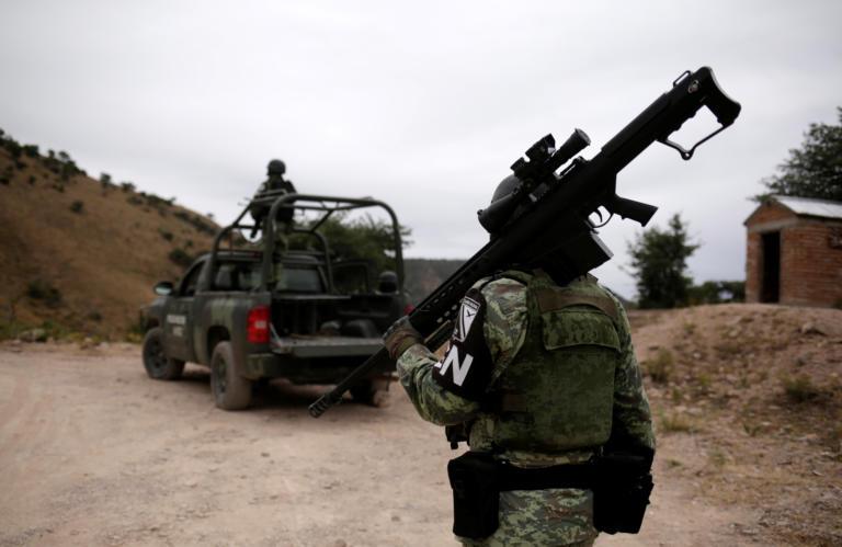 Μεξικό: Δολοφονία πέντε αστυνομικών σε ενέδρα στην Πολιτεία Οαχάκα