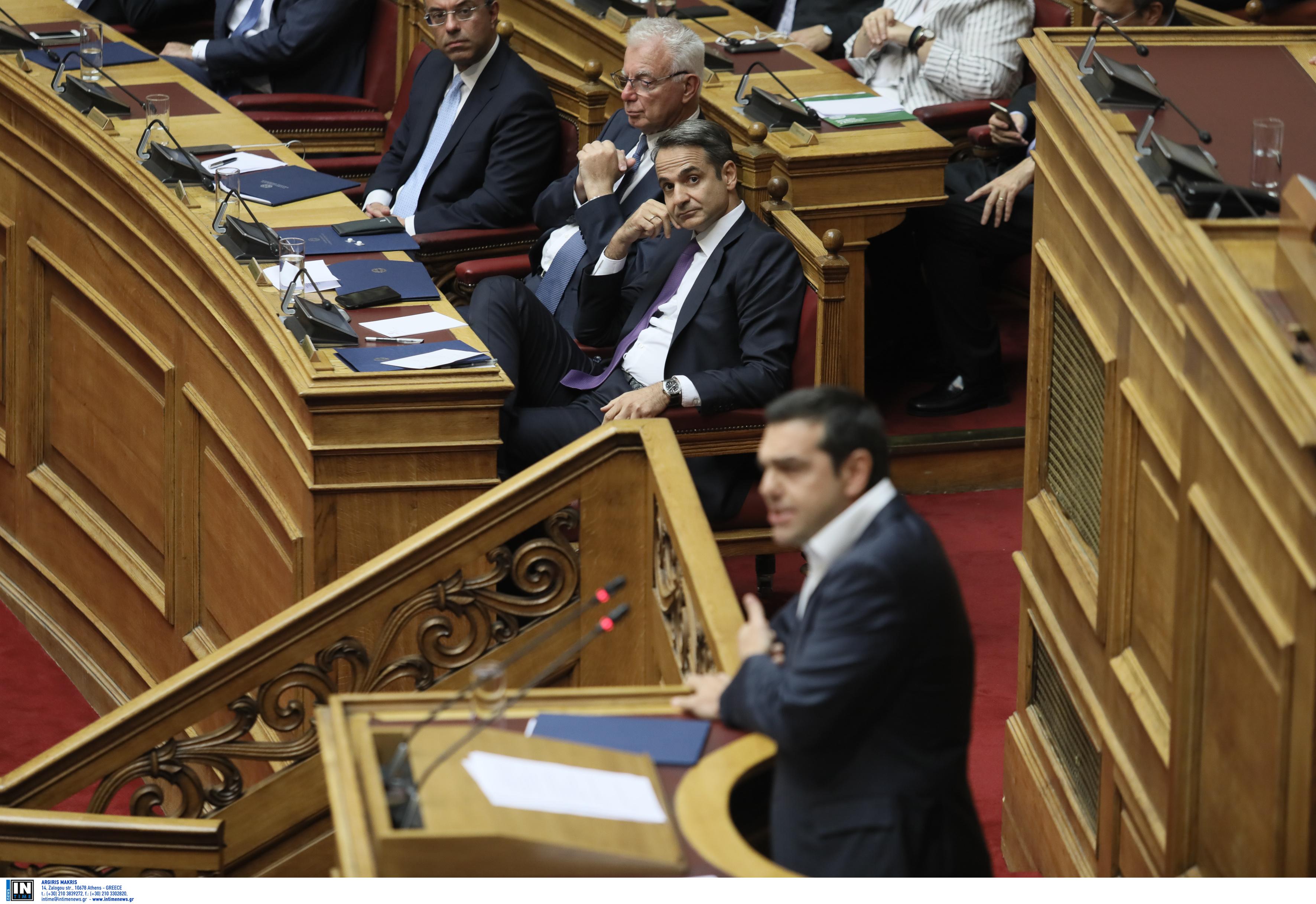 Σύγκρουση μέχρις εσχάτων ΝΔ και ΣΥΡΙΖΑ για Καλογρίτσα, Παππά και… κοριούς