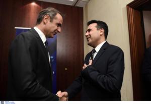 Πρωτοβουλίες Μητσοτάκη για τα Βαλκάνια – Τι είπε στον Ζάεφ