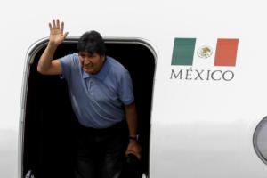 Έφτασε στο Μεξικό ο Μοράλες! Άγνωστος θα παραμείνει ο τόπος κατοικίας του