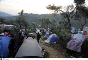 Μόρια: Νεκρός 35χρονος μετανάστης