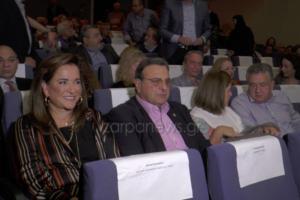 """Χανιά: Η Ντόρα Μπακογιάννη είδε για τρίτη φορά την ταινία για τον Κωνσταντίνο Μητσοτάκη – """"Με επηρεάζει πάρα πολύ"""" – video"""