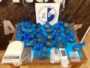Αττική: 1.740 συλλήψεις μόνο… το δεύτερο μισό του Οκτωβρίου!