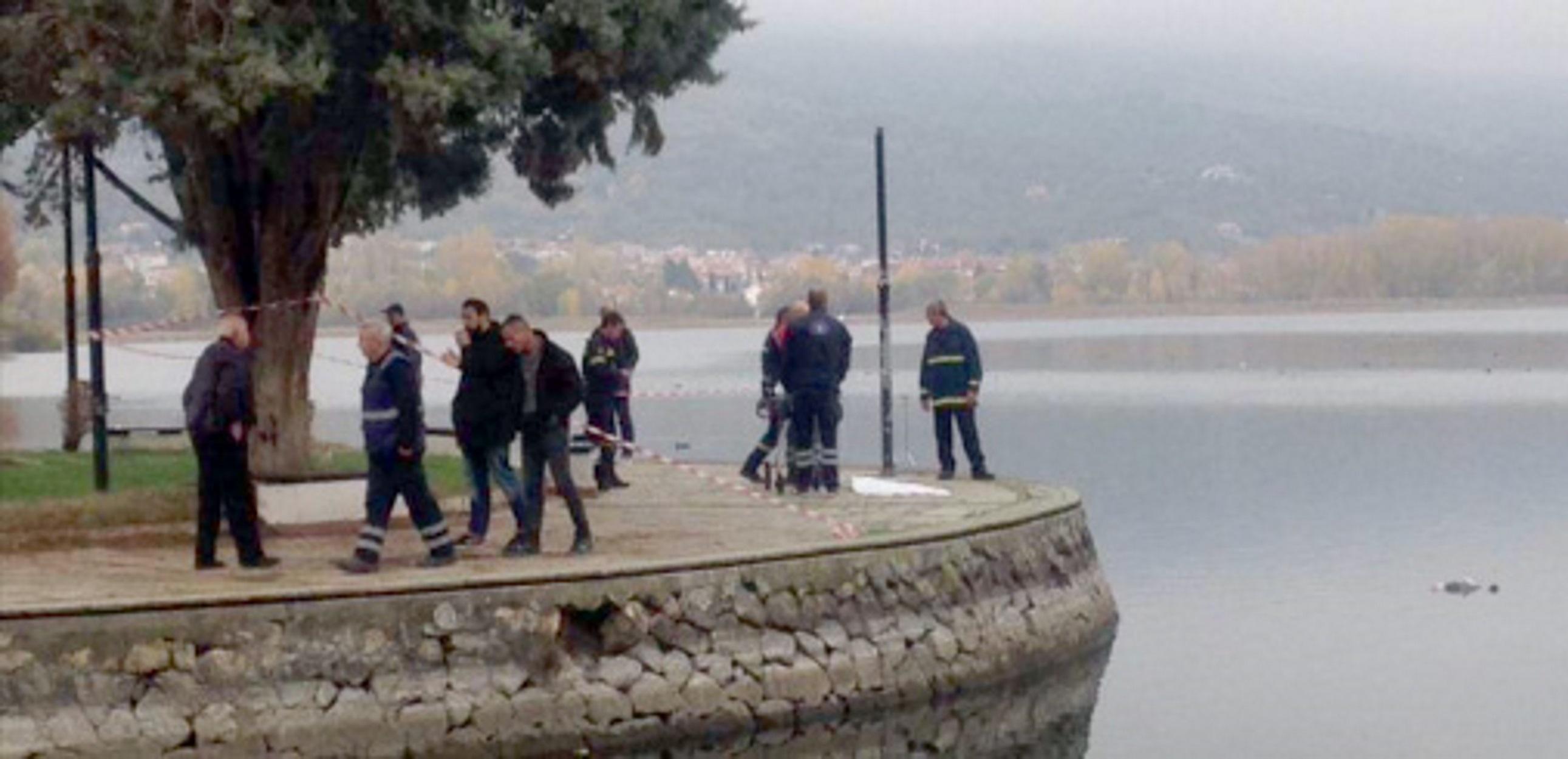 Θρίλερ στη λίμνη της Καστοριάς! Εντοπίστηκε να επιπλέει ένα πτώμα... [pics, video]