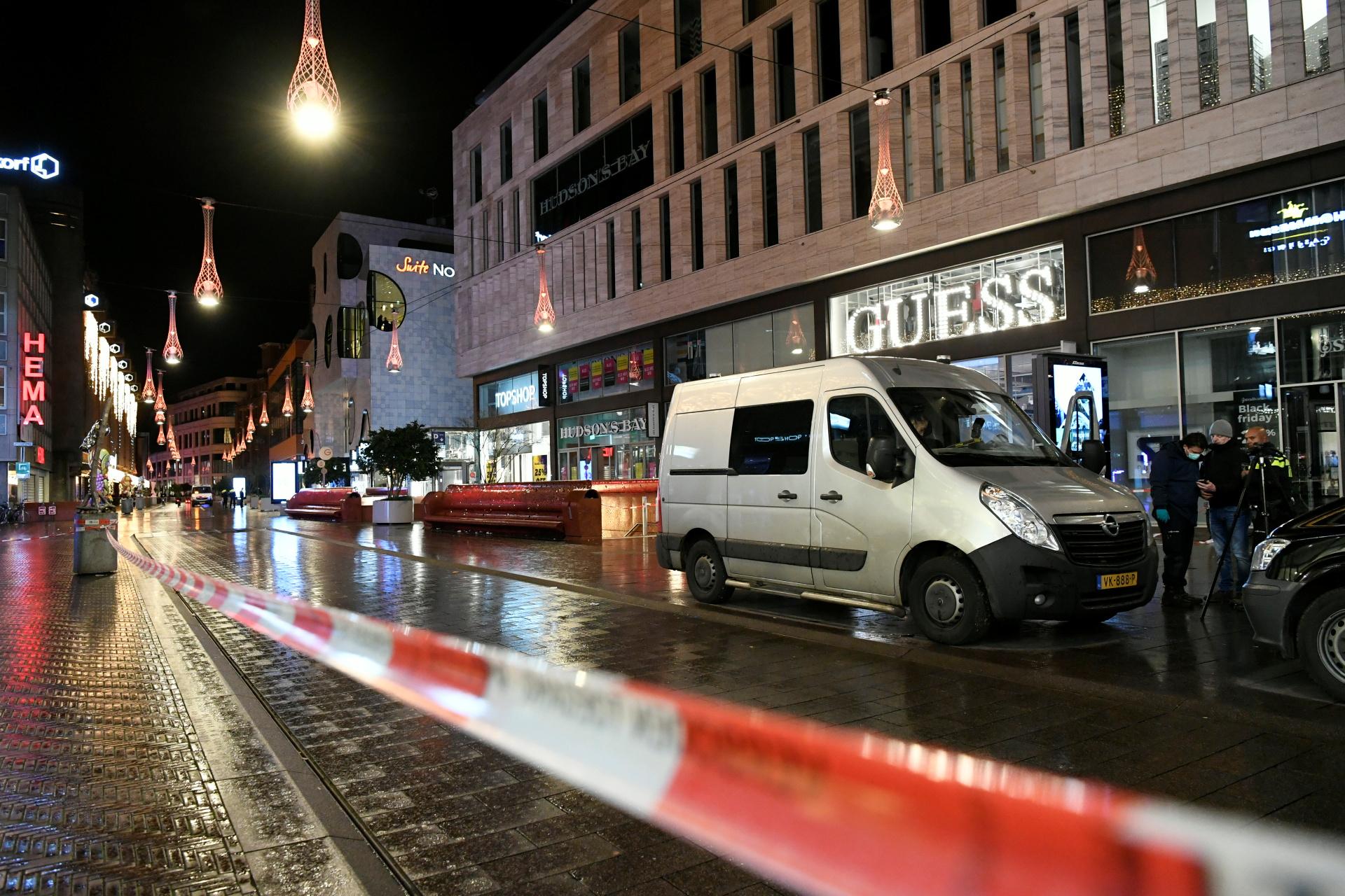 Χάγη: Συνελήφθη 35χρονος για την επίθεση με μαχαίρι εναντίον ανηλίκων