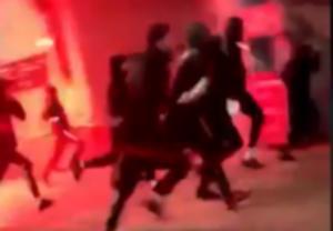 Ντου από χούλιγκαν της Παρί σε συναυλία! Άγριο ξύλο με οπαδούς της Μαρσέιγ – videos