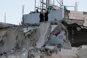 Δυτική Όχθη: Κατεδάφισαν τα σπίτια Παλαιστινίων που εμπλέκονται στον φόνο Ισραηλινού