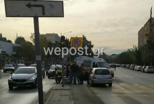 Θεσσαλονίκη: Αυτοκίνητο παρέσυρε πεζή γυναίκα μπροστά στο ΠΑΜΑΚ – Τι λένε οι αυτόπτες μάρτυρες [pics]