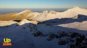 Παρνασσός: Τα πρώτα χιόνια από ψηλά [Video]