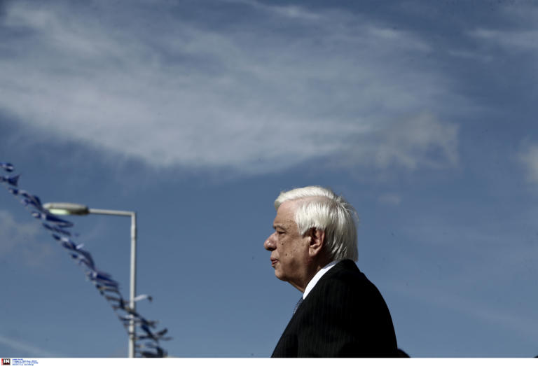 Παυλόπουλος για Τουρκία: Να τηρήσει τις δεσμεύσεις της για το προσφυγικό