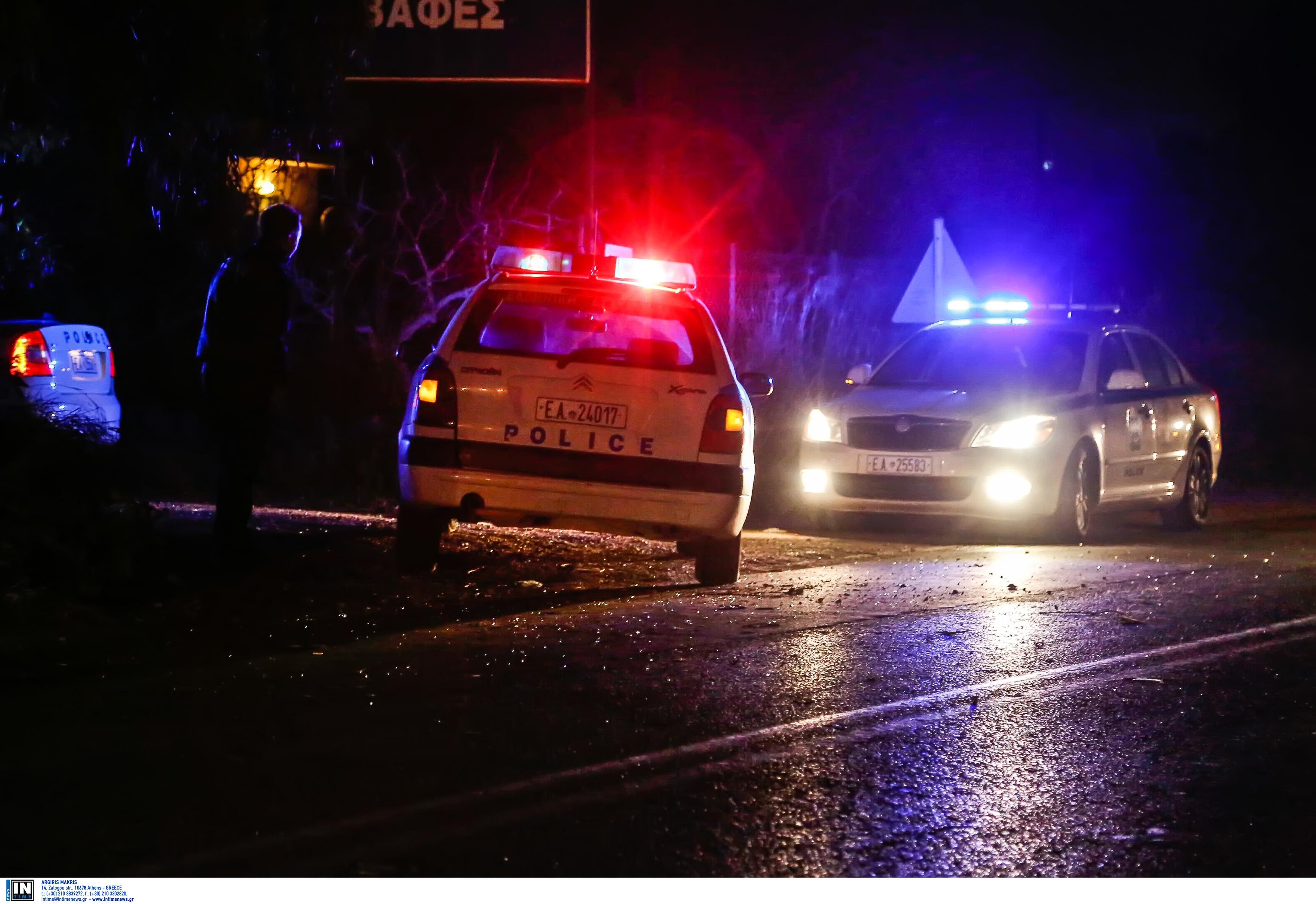 """Χαϊδάρι: Μπαράζ πυροβολισμών!  """"Γάζωσαν"""" αυτοκίνητο με άστεγο"""