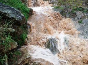 Πνίγηκε το Πήλιο! Ρεκόρ βροχόπτωσης – Πλημμύρες και κατολισθήσεις