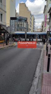 Πειραιάς: Κυκλοφοριακό χάος με τα δοκιμαστικά του τραμ! [Pics]