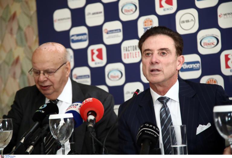 """Απάντηση Πιτίνο σε παίκτες Ολυμπιακού: """"Η Εθνική ομάδα δεν έχει σχέση με αντιπαλότητες!"""""""