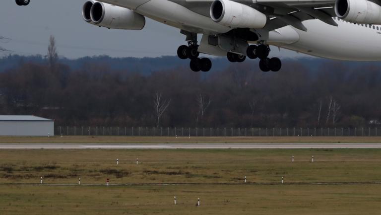 Αναγκαστική προσγείωση αεροσκάφους στην Μόσχα!