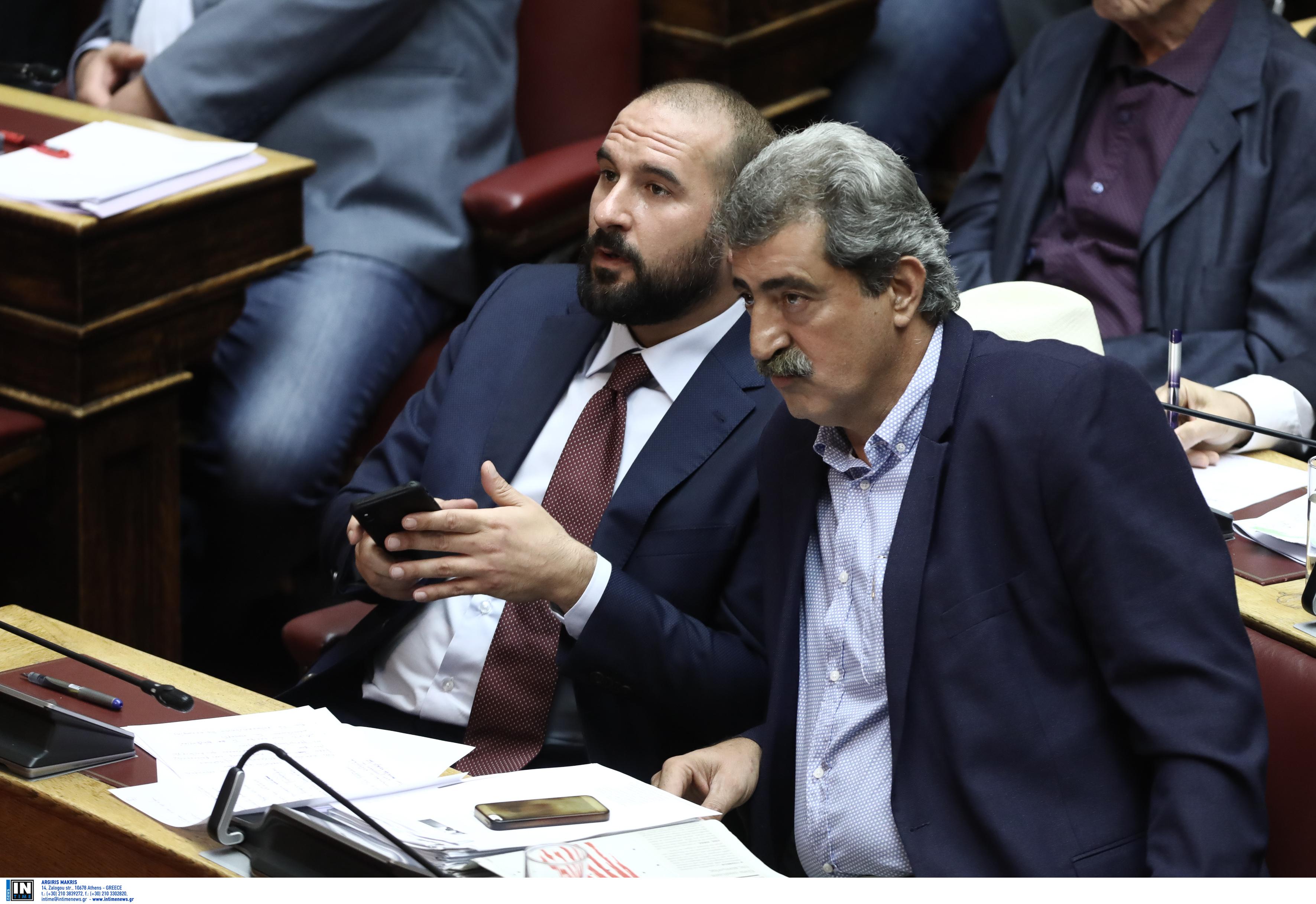 """Χαμός στην Προανακριτική! Δεν έβγαιναν Πολάκης - Τζανακόπουλος! Αναβολή και... """"απειλές"""""""
