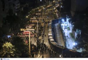 """Πολυτεχνείο: """"Νεκρώνει"""" το κέντρο της Αθήνας – Αστυνομία παντού, κυκλοφοριακές ρυθμίσεις και κλειστό Μετρό"""