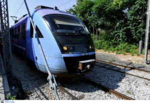 ΤΡΑΙΝΟΣΕ: Σύγκρουση τρένων στον σταθμό του Ρέντη
