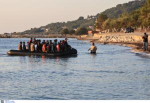 2.793 μετανάστες και πρόσφυγες στα νησιά του βορείου Αιγαίου μέσα σε μια εβδομάδα