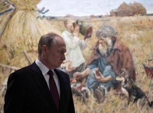 Πούτιν: Θέλει την… δική του, ρωσική Wikipedia