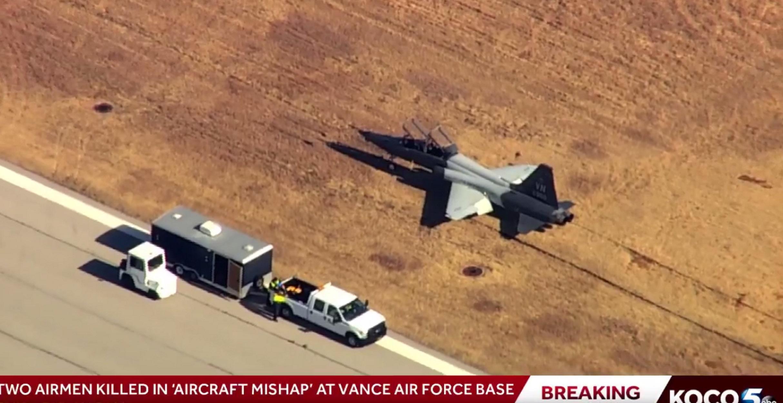 Οκλαχόμα: Τραγωδία σε αεροπορική βάση – Νεκροί πιλότοι! video