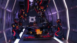 Formula 1: Η Red Bull έκανε pit-stop σε συνθήκες μηδενικής βαρύτητας! [vid]