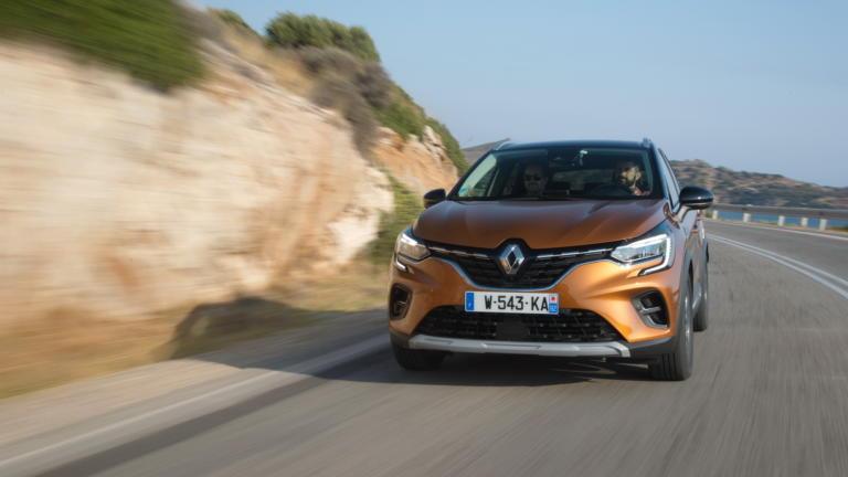 Δοκιμάζουμε το ολοκαίνουργιο Renault Captur [pics]