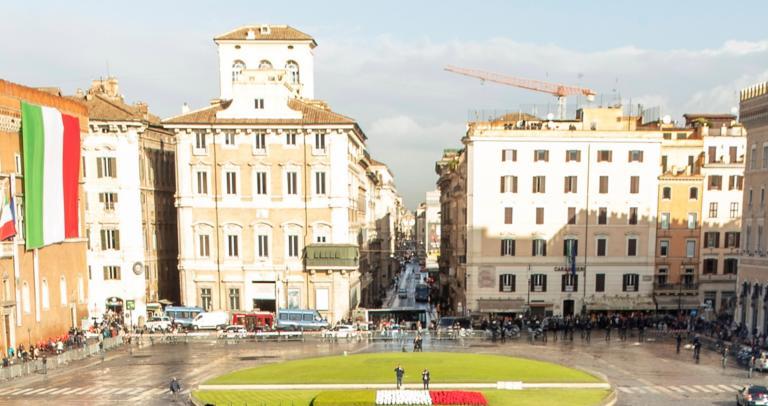 Όλοι οι δρόμοι οδηγούσαν… πράγματι στην Ρώμη!