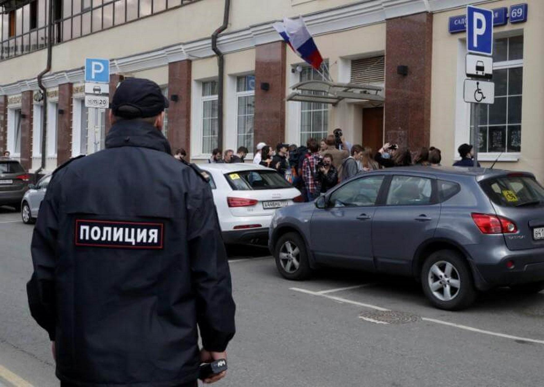 Ρωσία: Κλιμακώνεται η ένταση με την Ουκρανία – Συνελήφθη διπλωμάτης