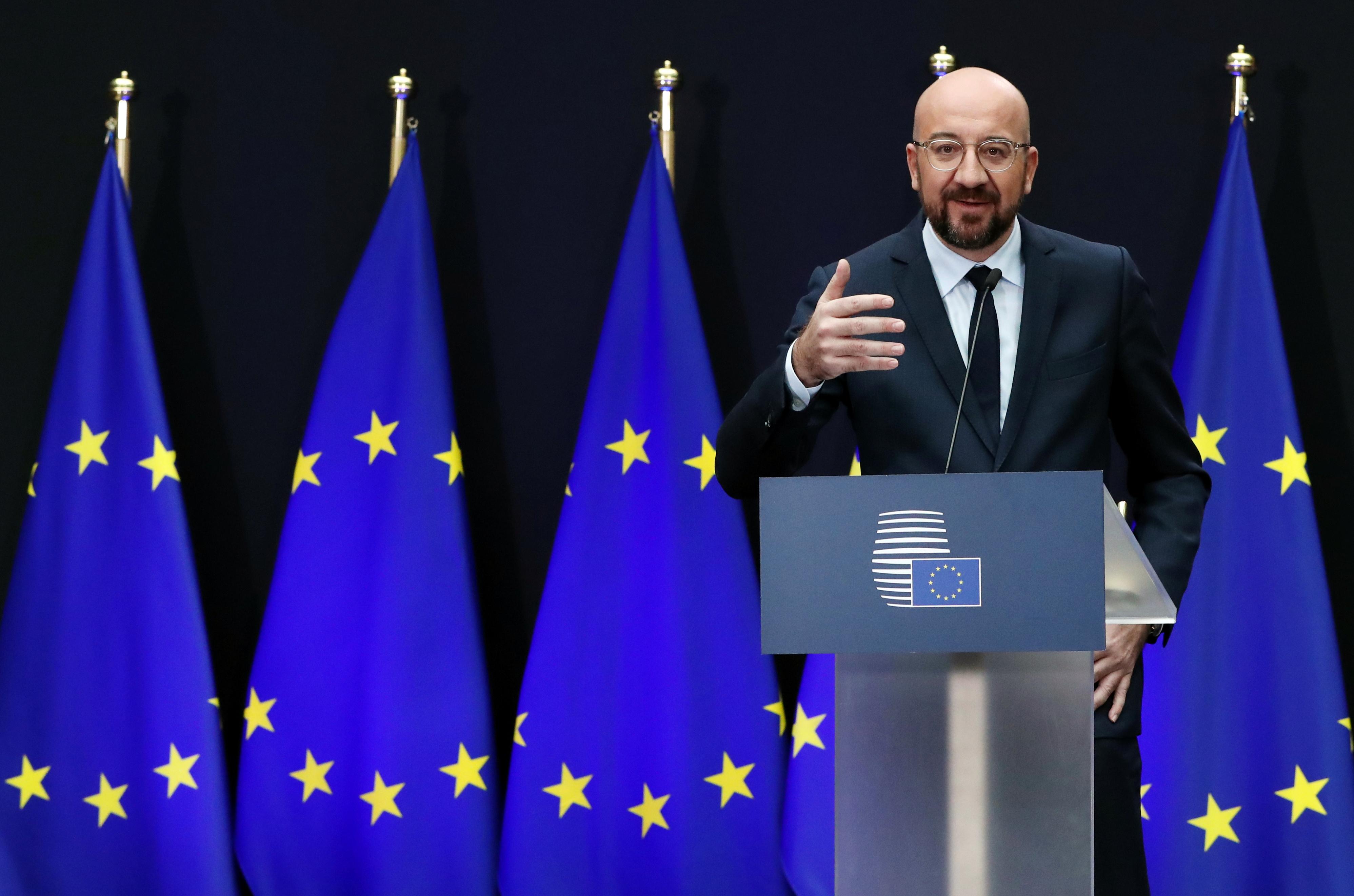 Brexit, Σαρλ Μισέλ: ''Η ΕΕ είναι έτοιμη για συμφωνία, όχι όμως με οποιοδήποτε τίμημα''