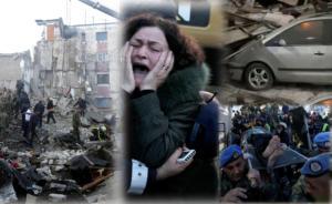 Σεισμός – Αλβανία: Αυξάνεται ο αριθμός των νεκρών από τα 6,4 Ρίχτερ