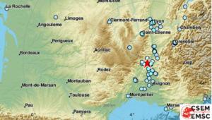 Γαλλία: Τέσσερις τραυματίες από τον ισχυρό σεισμό 5,4 Ρίχτερ