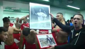Σεβίλλη: Πανηγύρισαν στο ντέρμπι με τις φωτογραφίες των νεκρών! – video
