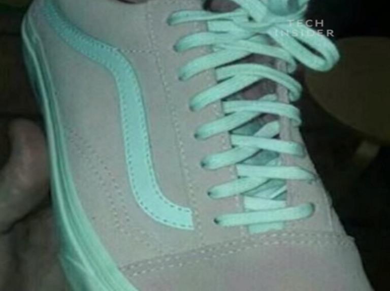 Παπούτσι… μυστήριο! Εσείς τι χρώμα το βλέπετε; video