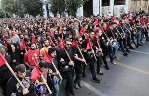 Φοιτητικό συλλαλητήριο στην Αθήνα ενάντια στην κατάργηση του ασύλου [pics]