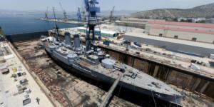 Μπορεί η στρατηγική συνεργασία Ελλάδας – Κίνας να αλλάξει τα δεδομένα για τα ναυπηγεία Σκαραμαγκά;