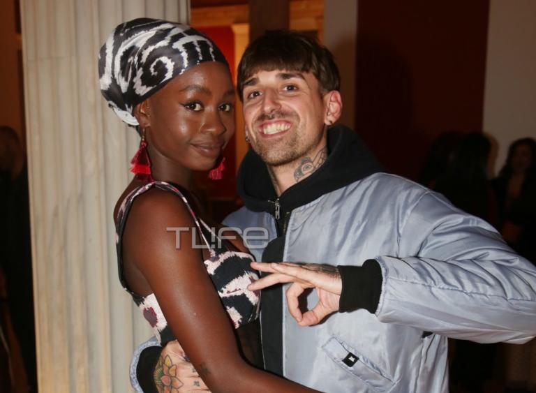Η Σουζάνα Κουόλ του GNTM σε fashion show μαζί με τον σύντροφό της! [pics]