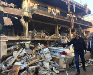 Συρία: Εννιά νεκροί από αυτοκίνητο ζωσμένο με εκρηκτικά
